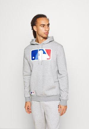 MLB GENERIC LOGO HOODIE - Mikina skapucí - grey