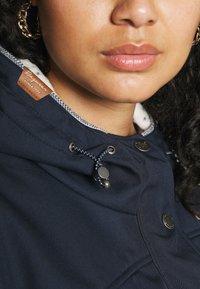 Ragwear Plus - HALINA - Summer jacket - navy - 4
