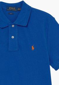 Polo Ralph Lauren - SLIM  - Polo shirt - travel blue - 3