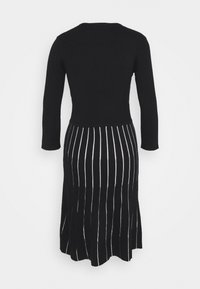Esprit Collection - ECOVERO - Jumper dress - black - 1