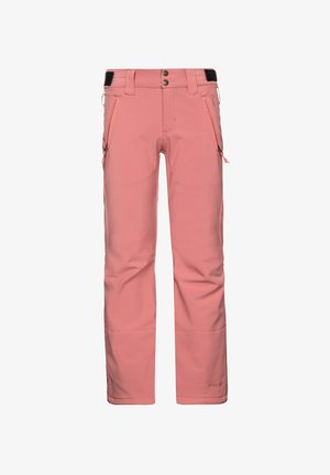 LOLE SOFTSHELL - Pantaloni da neve - think pink