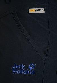 Jack Wolfskin - Sports shorts - night blue - 4