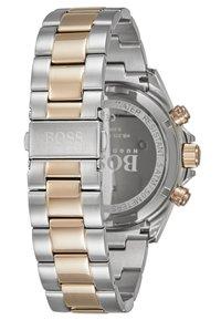 BOSS - Zegarek chronograficzny - silver-coloured - 2