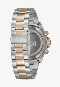 BOSS - Chronograph watch - silver-coloured - 2