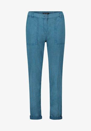 Trousers - bluesteel