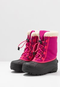 Sorel - YOUTH CUMBERLAND - Winter boots - deep blush - 3