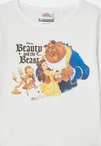 Staccato - DISNEY BEAUTY AND THE BEAST BELLE  - Maglietta a manica lunga - offwhite - 2