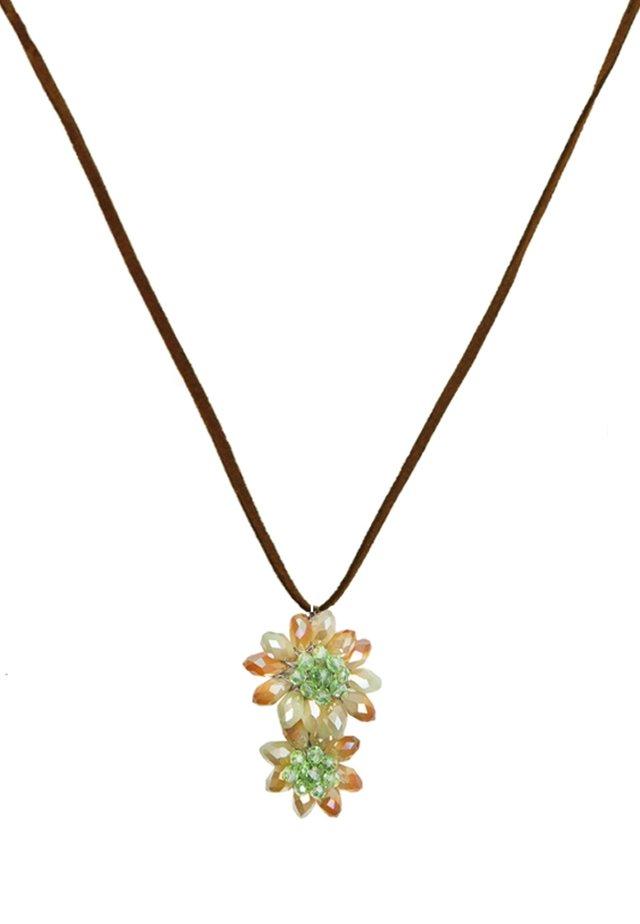 YARA - Necklace - light green