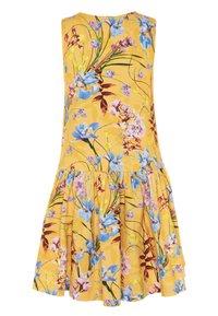 Molo - CANDECE - Jersey dress - yellow - 1