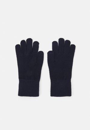 SOFT GLOVE - Gloves - navy