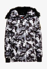 Alessandro Zavetti - OSHAWA PADDED - Winter jacket - khaki - 6