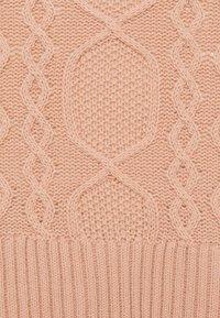Trendyol - Strikket kjole - powder pink - 2