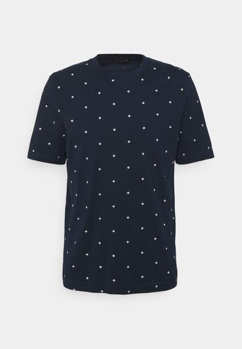 CLASSIC ALLOVER PRINTED TEE