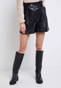 ONLY - ONLMAERYN RAG - Shorts - black - 0