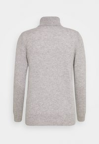 Davida Cashmere - TURTLENECK - Sweter - light grey - 1