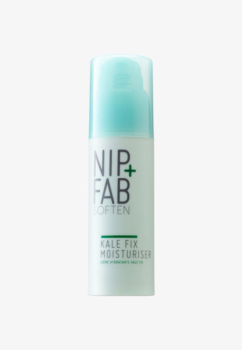Nip+Fab - KALE FIX MOISTURISER 50ML - Face cream - -