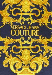 Versace Jeans Couture - LOGO BAROQUE  - Camicia - blue - 2
