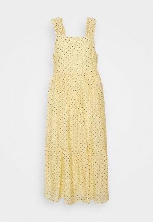 SAFIM - Maxi dress - transparent yellow