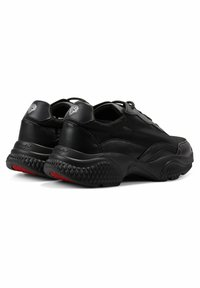 Ed Hardy - NAKED RUNNER - Trainers - black - 3