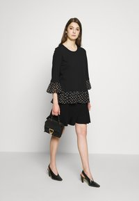 Steffen Schraut - OLIVIA LOVELY  - Long sleeved top - black - 1
