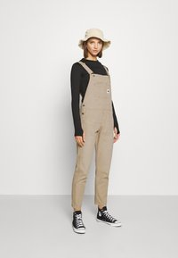 Carhartt WIP - BIB  - Peto - dusty brown - 1