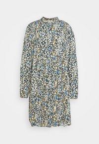 Object - OBJDITSY NELLE DRESS - Shirt dress - blue mirage - 5