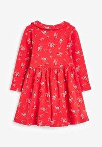 Next - Gebreide jurk - red - 1