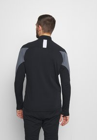 Nike Performance - DRY ACADEMY SUIT - Tracksuit - black/black/white/white - 2