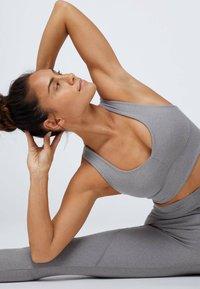 OYSHO - Sports bra - grey - 4