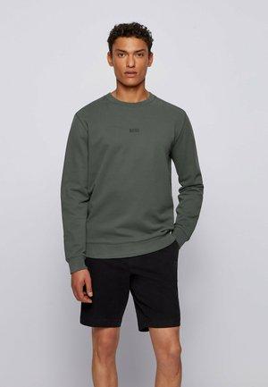 WEEVO  - Sweatshirt - dark green