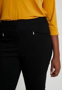Evans - BENGALINE TROUSER - Trousers - black - 4