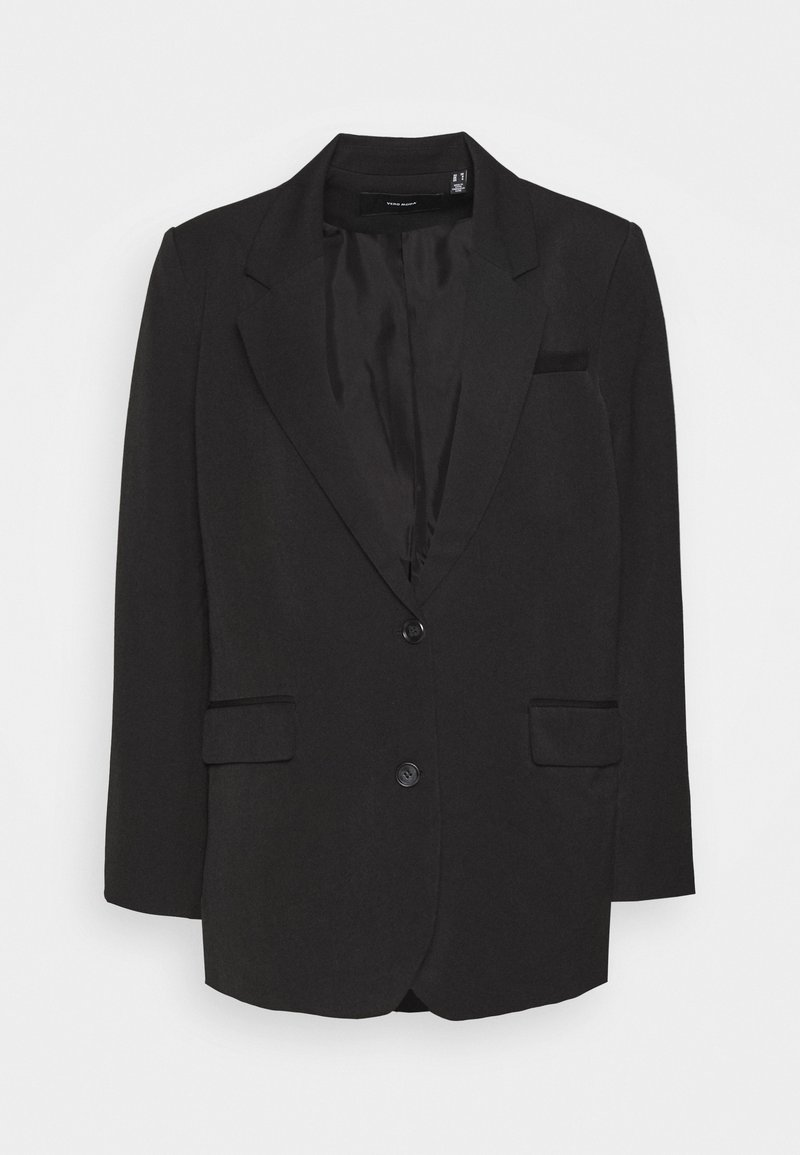 Vero Moda Tall - VMIVY OVERSIZED BLAZER - Blazer - black
