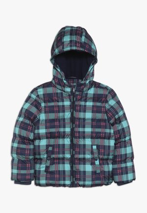 CHECKED PUFFER  - Winter jacket - multicoloured