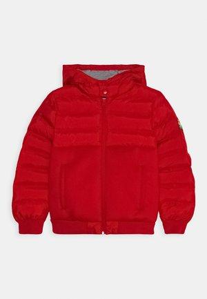 FUNZIONE BOY - Lehká bunda - red