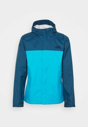 VENTURE 2 JACKET  - Giacca hard shell - dark blue/blue