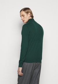 PS Paul Smith - MENS ZIP NECK ZEBRA - Jumper - green - 2