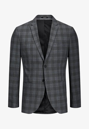 Blazer jacket - grey/anthracite