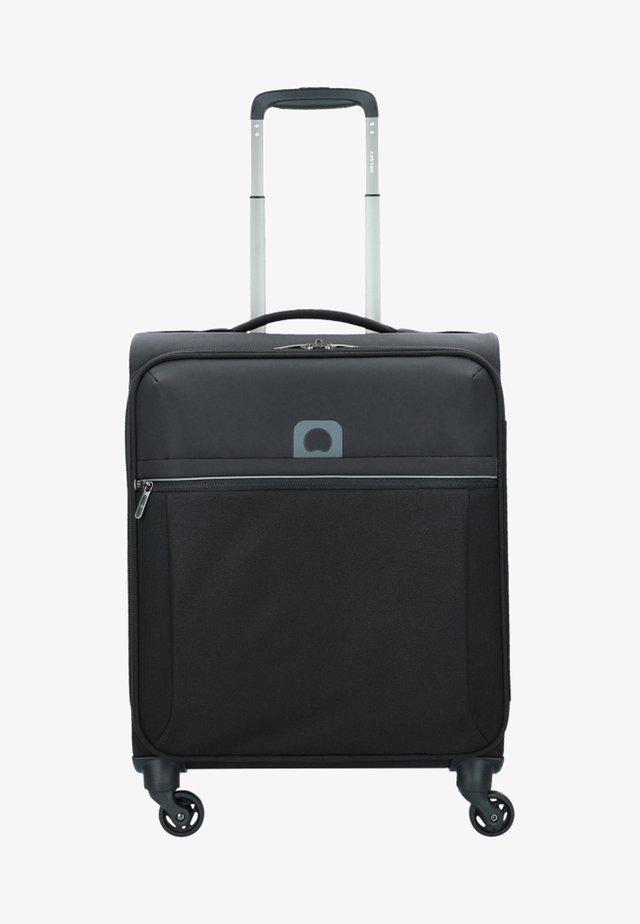 BROCHANT  - Wheeled suitcase - black