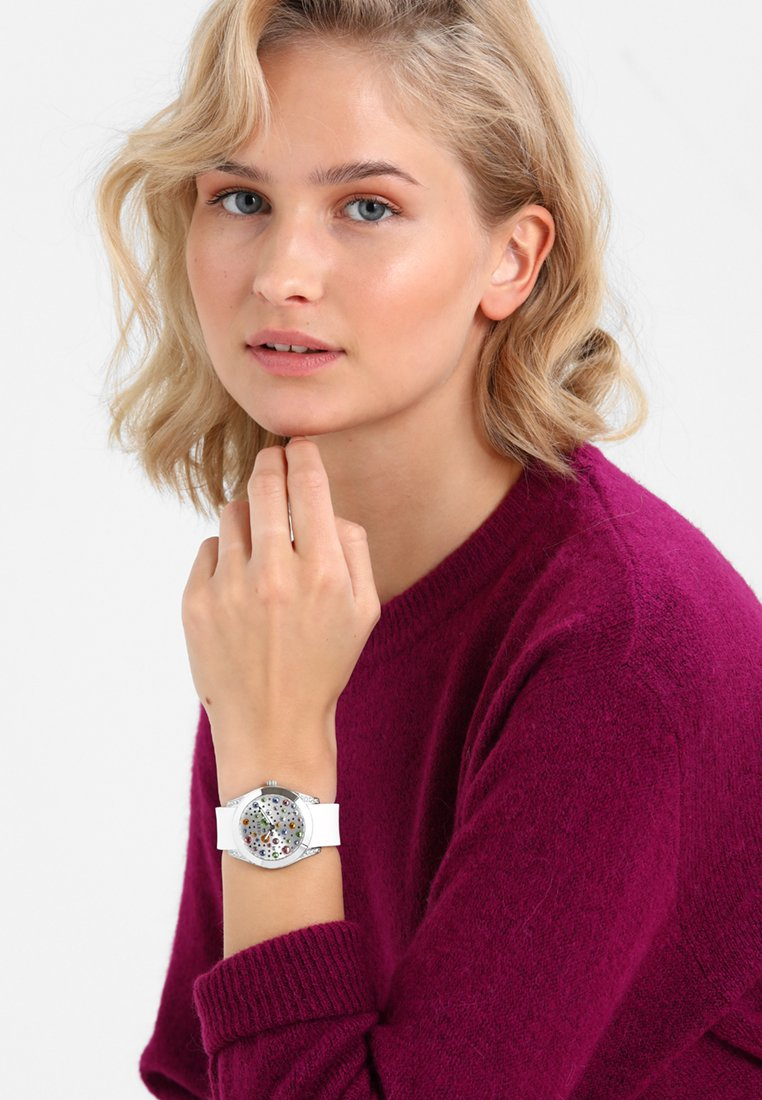 Guess - LADIES TREND - Hodinky - white