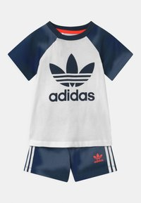 adidas Originals - SET UNISEX - Short - white/creblu - 0