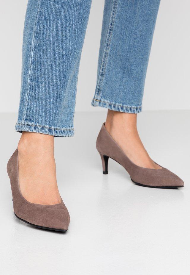 MARIEL - Classic heels - topo