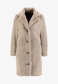Oakwood - CYBER - Winter coat - dark beige - 4