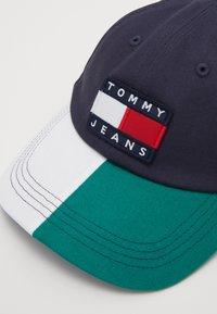 Tommy Jeans - HERITAGE CAP - Cap - blue - 2