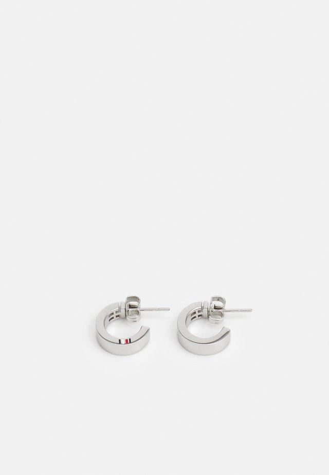 CASUAL CORE - Náušnice - silver-coloured