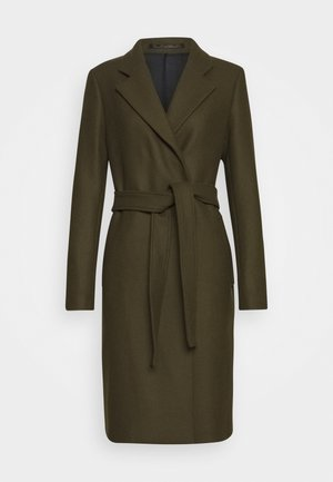 KAYA COAT - Classic coat - pine green