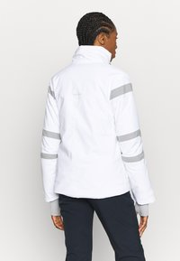 Spyder - POISE - Chaqueta de esquí - white all - 3