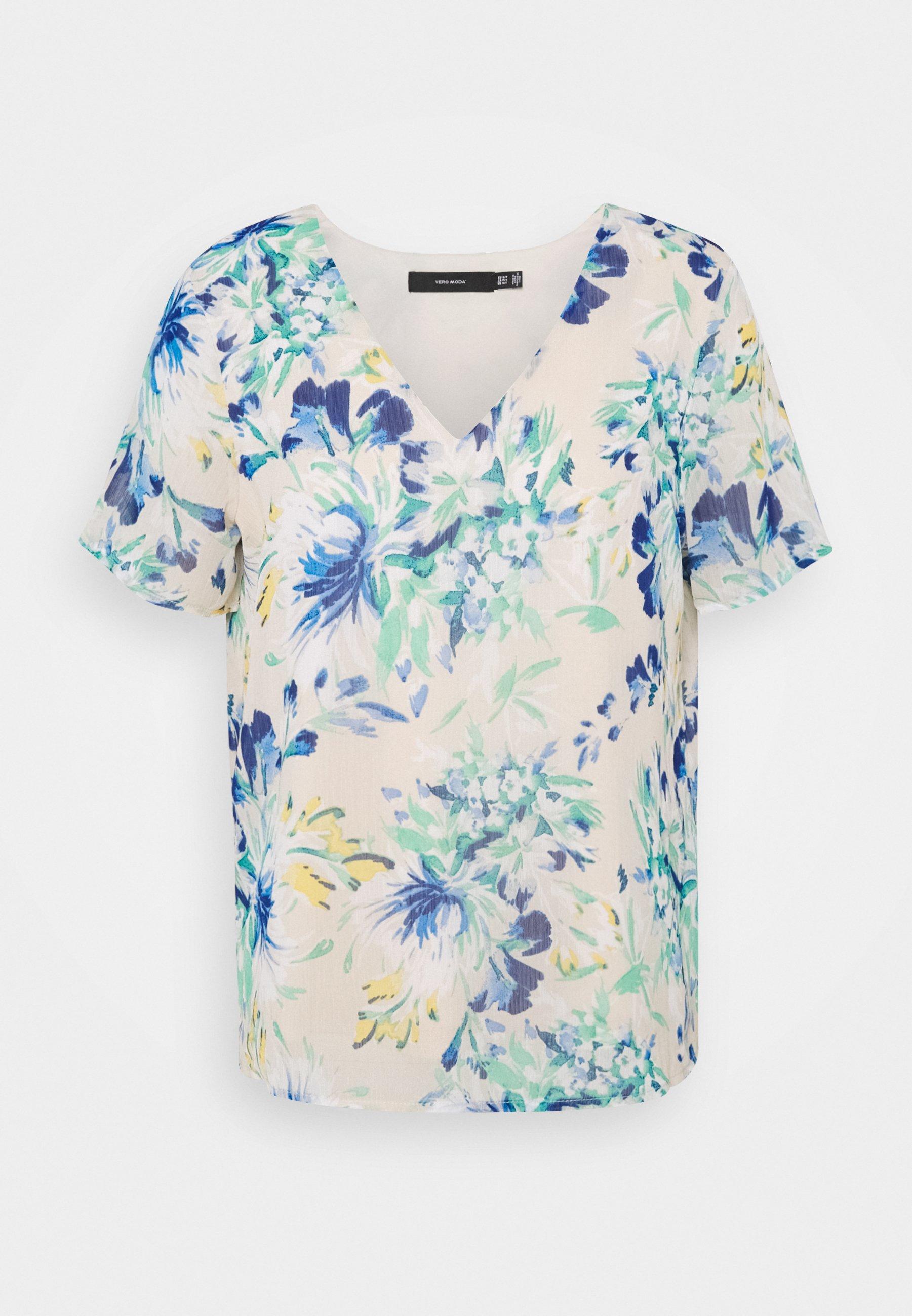 Women VMJASMINE - Print T-shirt