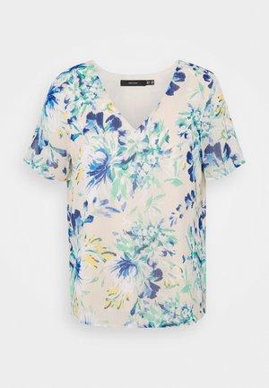 VMJASMINE - Camiseta estampada - birch