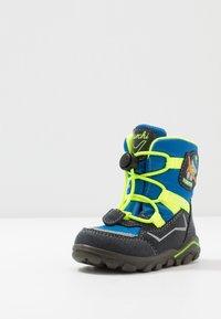 Lurchi - KERO SYMPATEX - Winter boots - atlantic yellow - 2