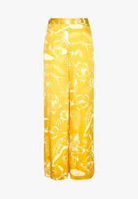 Part Two - Trousers - golden spice - 3